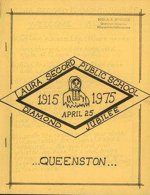 Laura Secord Public School - Diamond Jubilee 1915-1975