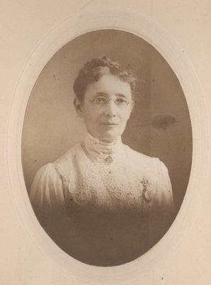Photograph of Anne Helena Woodruff