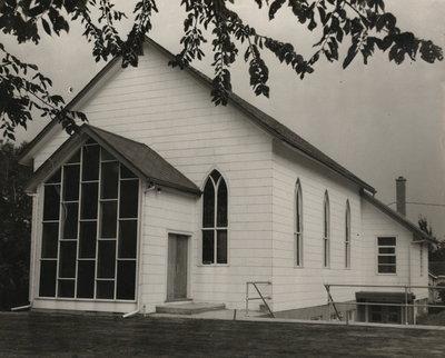 Queenston United Church