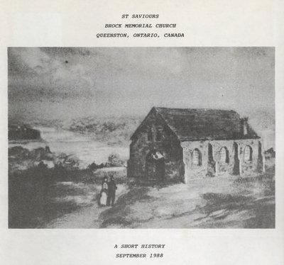 A short history of St Saviours Brock Memorial Church