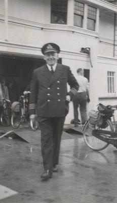 Captain Harry Webster