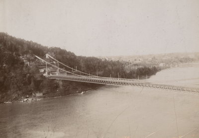 Queenston-Lewiston Suspension Bridge