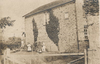 Lowrey's stone house in Queenston
