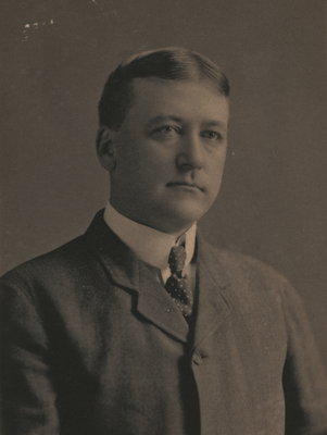 Portrait of Wesley Marshall Lowrey