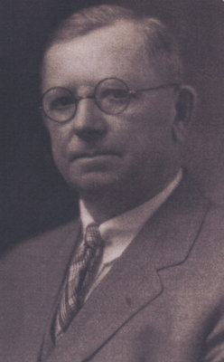 Portrait of Frank Howard Lowrey