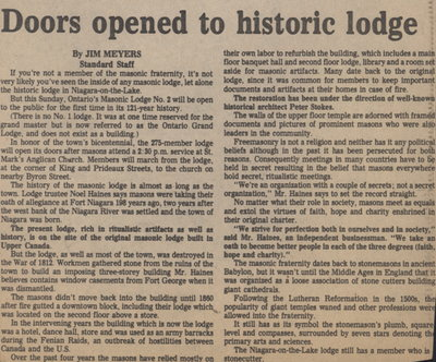 Doors opened to historic lodge