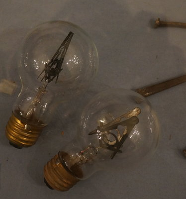 Masonic altar light bulbs