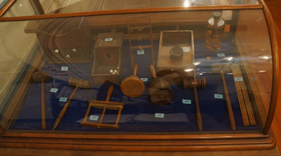 Various masonic paraphernalia, Niagara Lodge No. 2