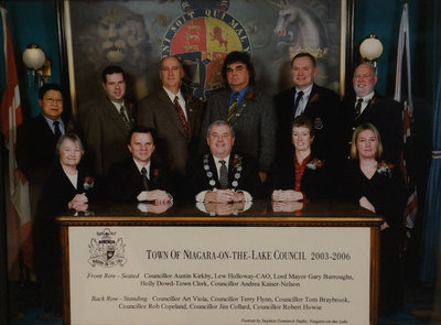 Town of Niagara-on-the-Lake Council 2003-2006