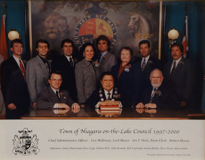 Town of Niagara-on-the-Lake Council, 1997-2000