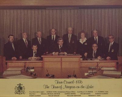 Town of Niagara-on-the-Lake Council, 1976