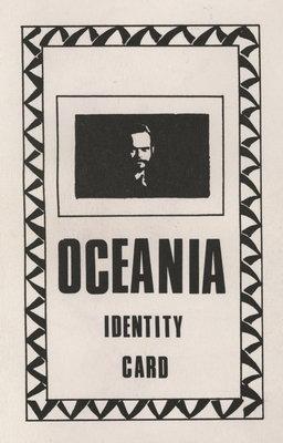 Oceania Identity Card