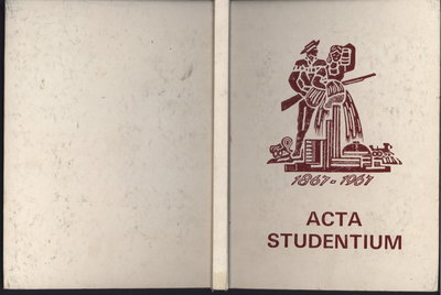 Niagara District Secondary School Yearbook (1966-1967)