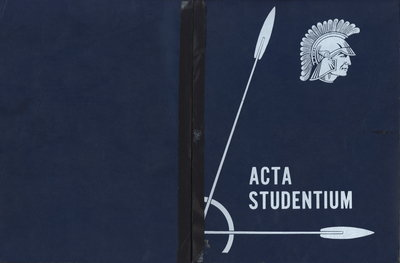 Niagara District Secondary School Yearbook (1969-1970)