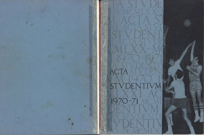 Niagara District Secondary School Yearbook (1970-1971)