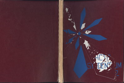Niagara District Secondary School Yearbook (1971-1972)
