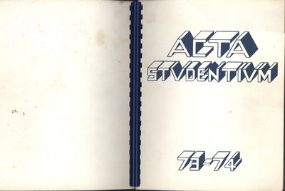 Niagara District Secondary School Yearbook (1973-1974)