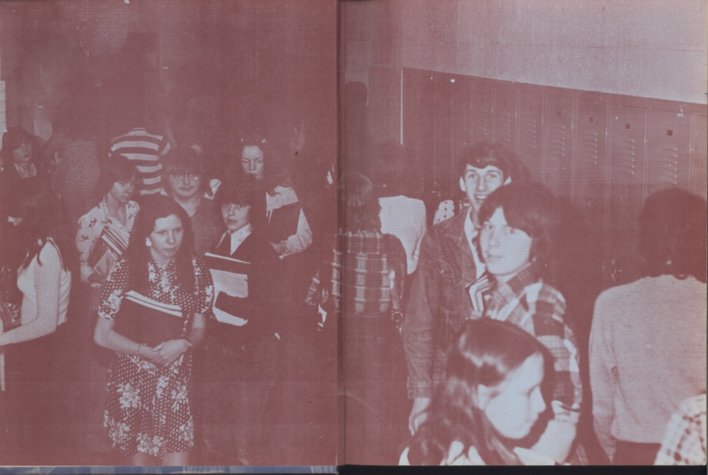Niagara District Secondary School Yearbook (1974-1975)