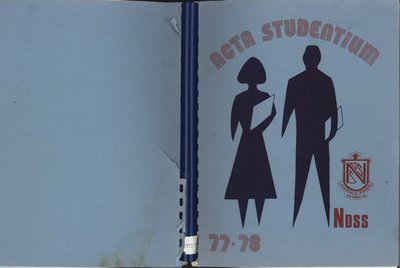 Niagara District Secondary School Yearbook (1977-1978)