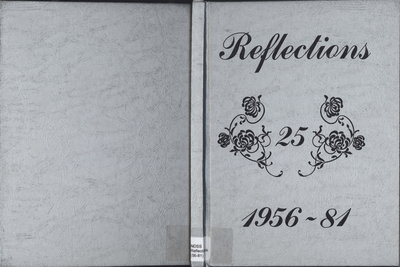 Niagara District Secondary School Yearbook - Reflections (1956-1981)