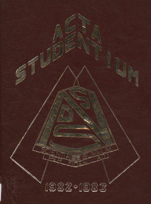 Niagara District Secondary School Yearbook (1982-1983)