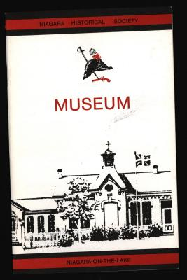 Niagara Historical Society - Museum Booklet