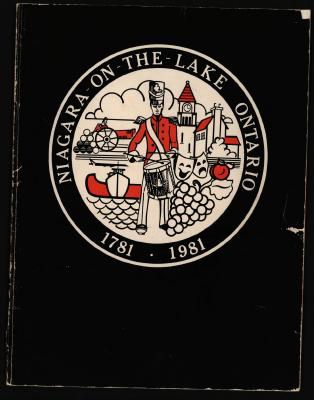 Niagara-On-The-Lake, Ontario: 1781-1981