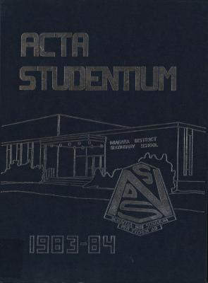 Niagara District Secondary School (1983-1984)