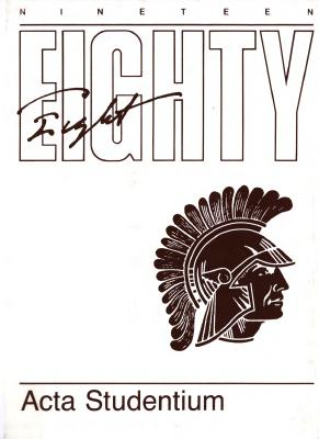 Niagara District Secondary School Yearbook (1987-1988)