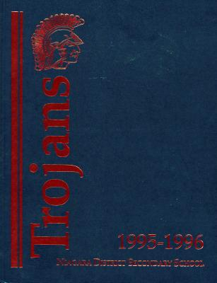 Niagara District Secondary School Yearkbook (1995-1996)