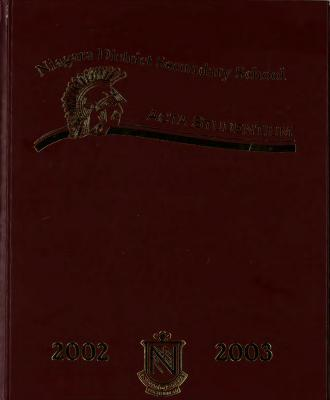 Niagara District Secondary School Yearbook (2002-2003)