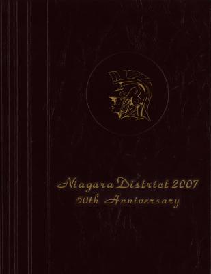 Niagara District Secondary School Yearbook (2006-2007)