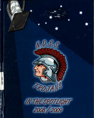 Niagara District Secondary School Yearbook (2008-2009)