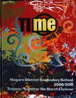 Niagara District Secondary School Yearbook (2009-2010)