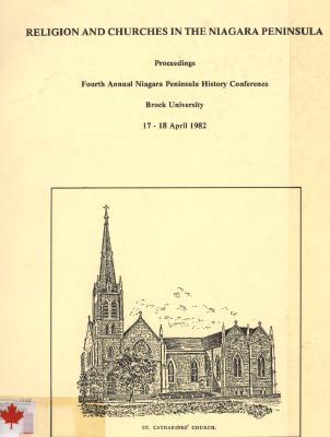 Religion and Churches in the Niagara Peninsula