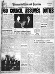 1960 Council Assumes Duties7 Jan 1960, p. 1, column 1