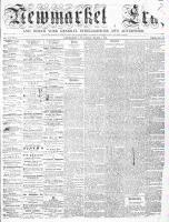 Newmarket Era (Newmarket, ON), March 6, 1863
