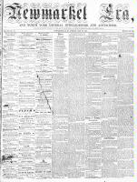 Newmarket Era (Newmarket, ON), May 29, 1863