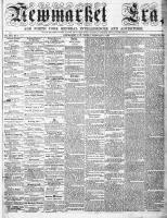 Newmarket Era (Newmarket, ON), February 5, 1864