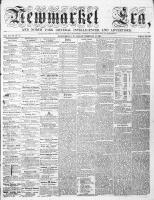 Newmarket Era (Newmarket, ON), February 12, 1864