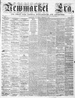 Newmarket Era (Newmarket, ON), February 19, 1864