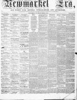 Newmarket Era (Newmarket, ON), March 4, 1864