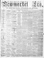 Newmarket Era (Newmarket, ON), March 11, 1864