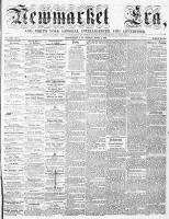 Newmarket Era (Newmarket, ON), April 1, 1864