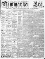 Newmarket Era (Newmarket, ON), April 15, 1864