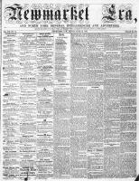 Newmarket Era (Newmarket, ON), April 22, 1864