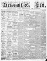 Newmarket Era (Newmarket, ON), April 29, 1864