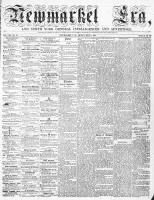 Newmarket Era (Newmarket, ON), May 6, 1864