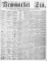 Newmarket Era (Newmarket, ON), May 13, 1864