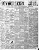 Newmarket Era (Newmarket, ON), May 20, 1864